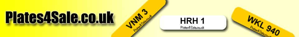 Plates4Sale - Buy and sell private registration plates